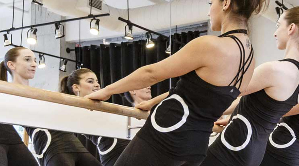 Barre Fitness - Inside Out Studio