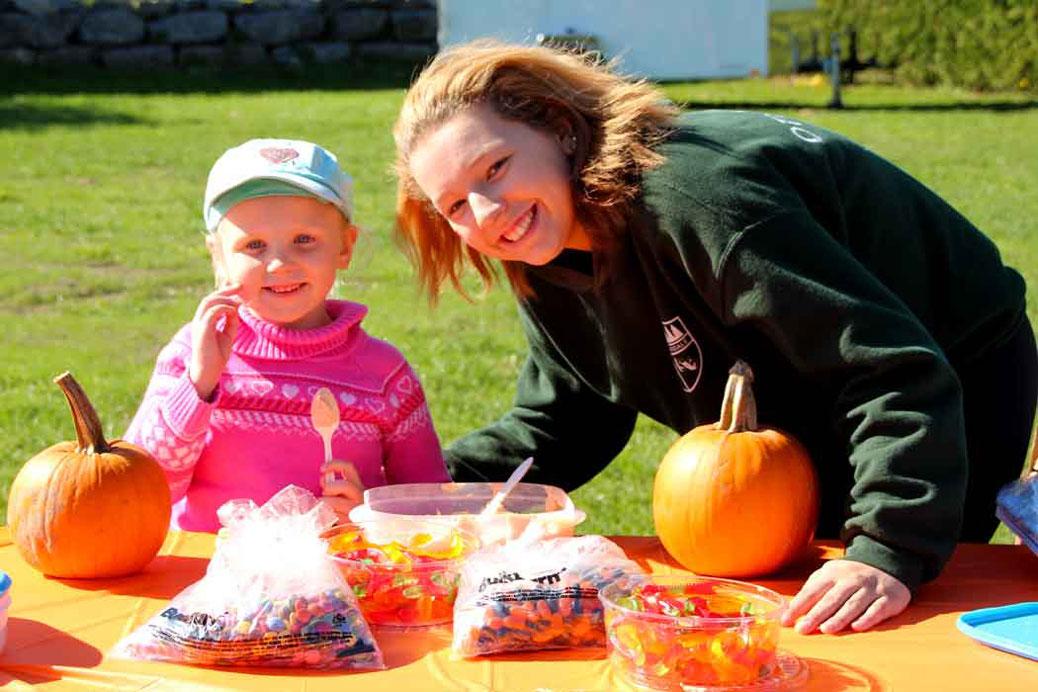 BGCA Pumpkin Social