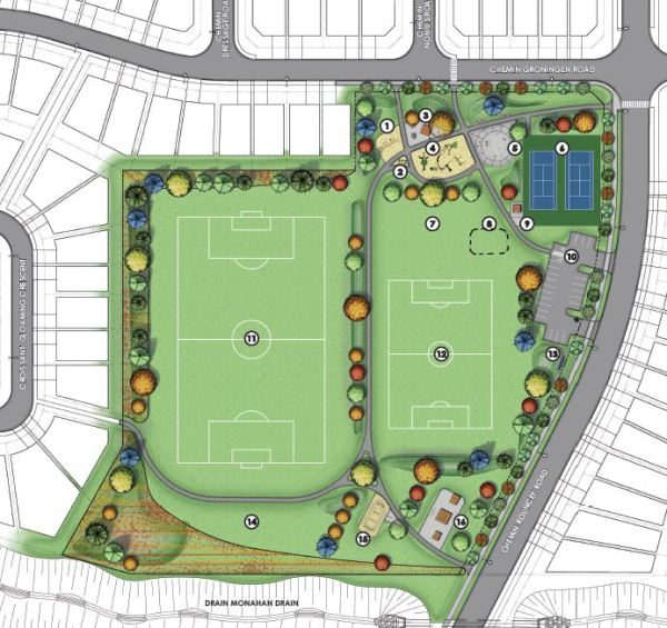 Blackstone park concept