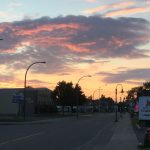 PHOTO: Sunset over Stittsville Main