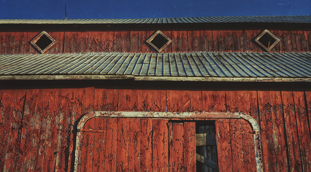 Bradley-Craig Barn. Photo by Joe Newton.