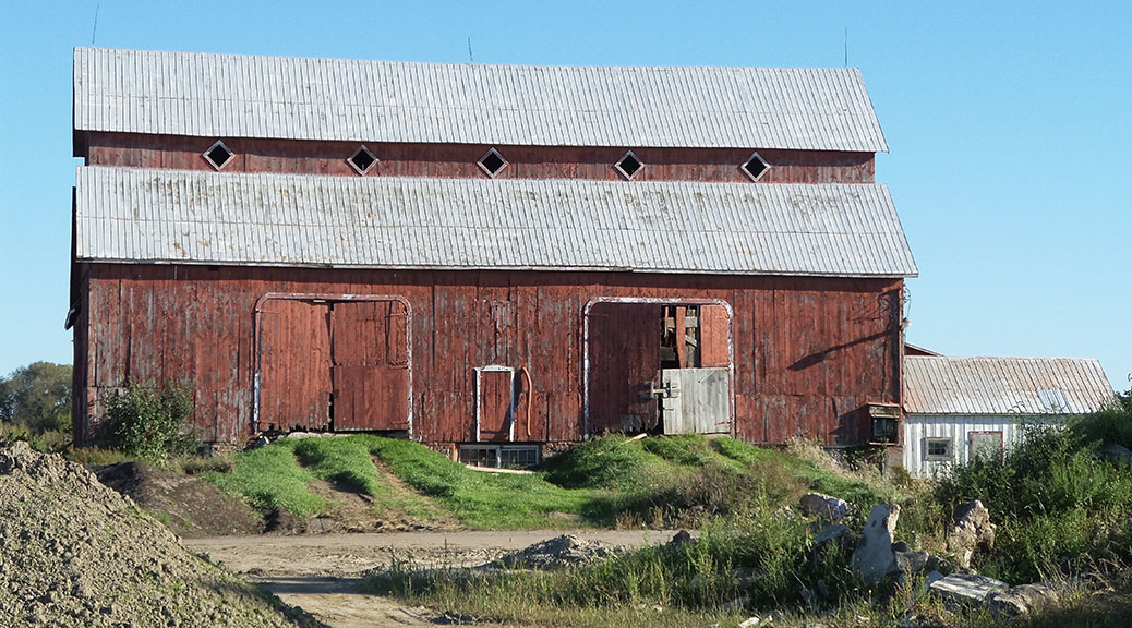 Bradley-Craig farmstead, September 2015