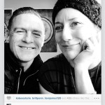 Bryan Adams stopped in at Quitters on Saturday afternoon