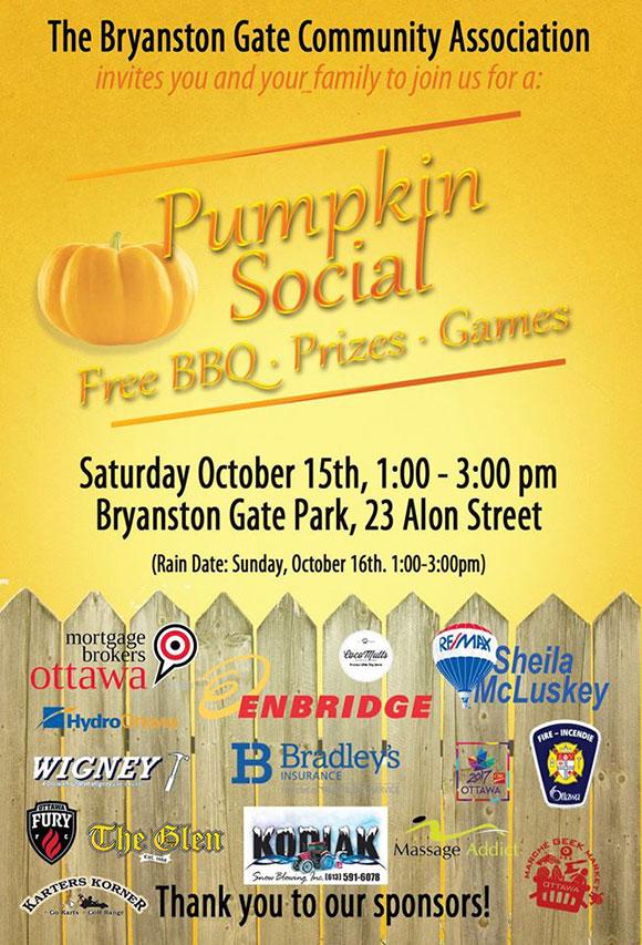 Bryanston Gate Pumpin Social