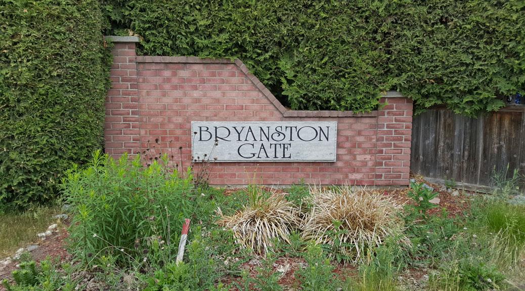 Bryanston Gate