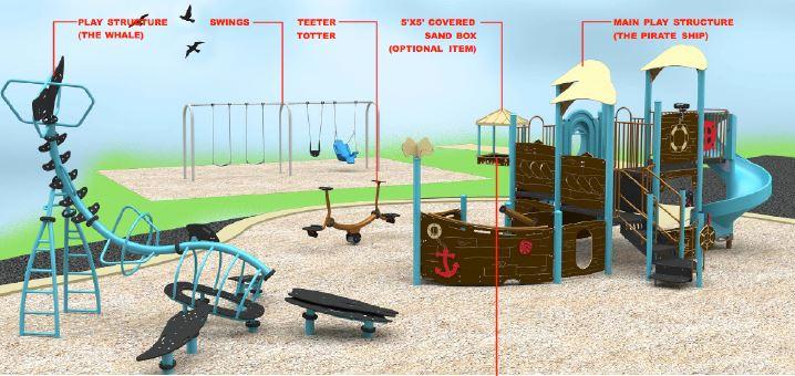 Bryanston Park concept