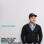 Jim Bryson adds second show at Quitters in February