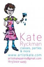 Artist Kate