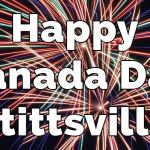 Canada Day and more celebrations this weekend