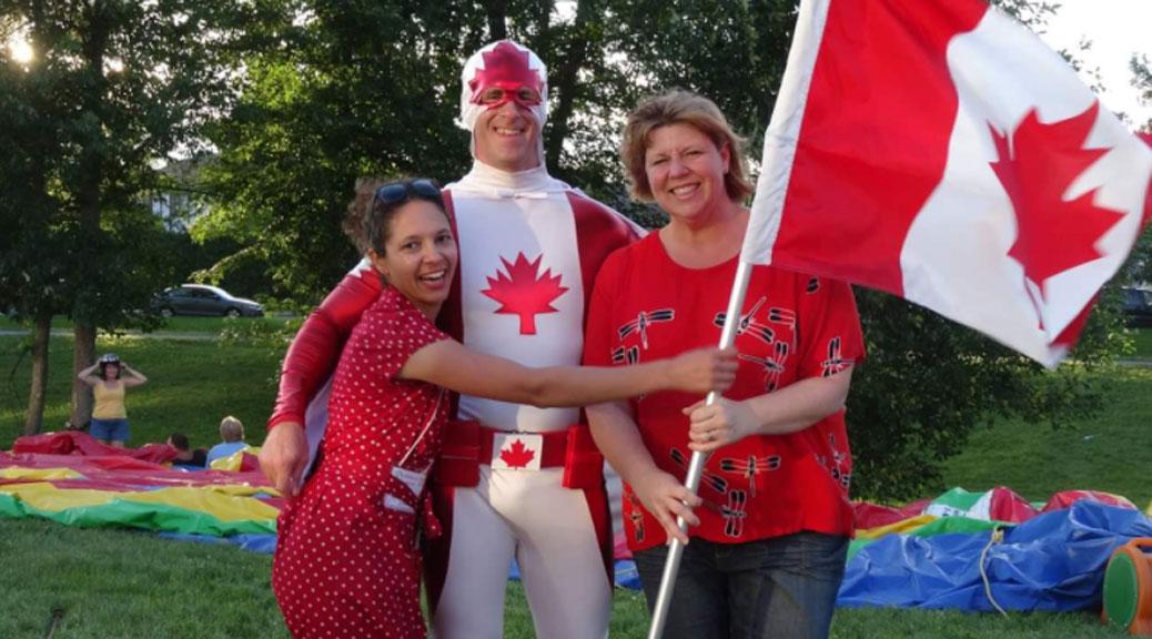 SVA Canada Day