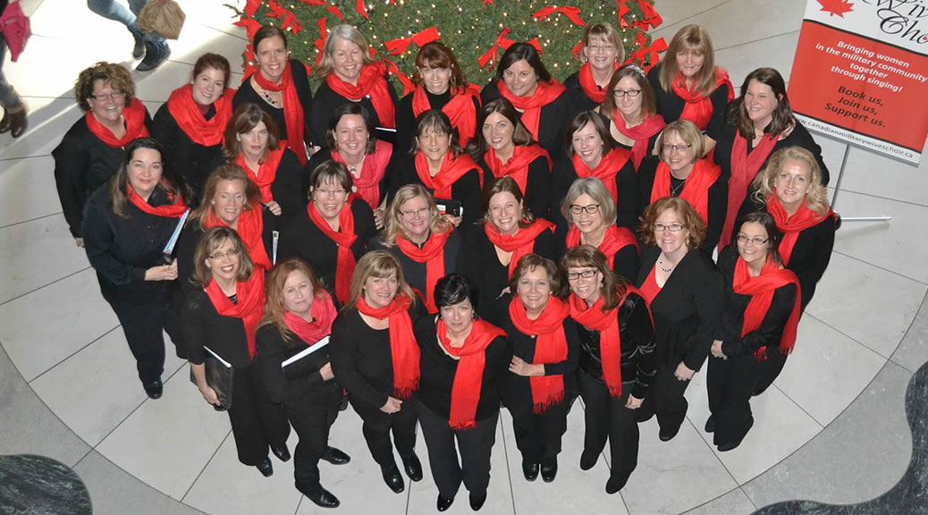 The Canadian Military Wives Choir