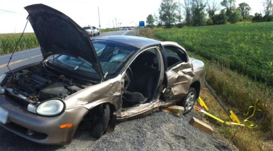 Photo via Ottawa Paramedic Services.