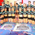 Cheer Sport Sharks team on their way to world championships in Orlando