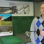 New winter golf studio launched in Stittsville