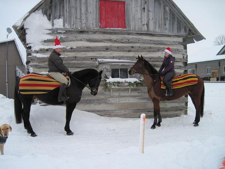 Christmas at Sunset Farms