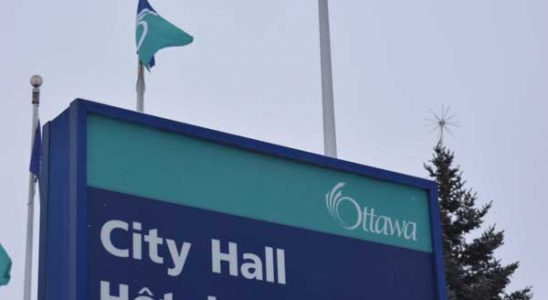 Ottawa City Hall. File photo by Devyn Barrie.