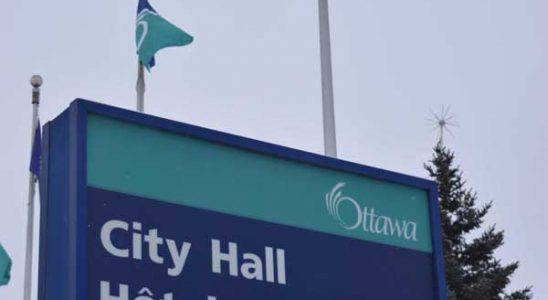 Ottawa City Hall. File photo by Devyn Barrie.