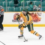 Three Stittsville hockey players compete in the NCAA Frozen Four