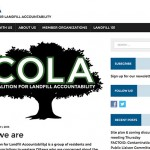 COLA group launches new website