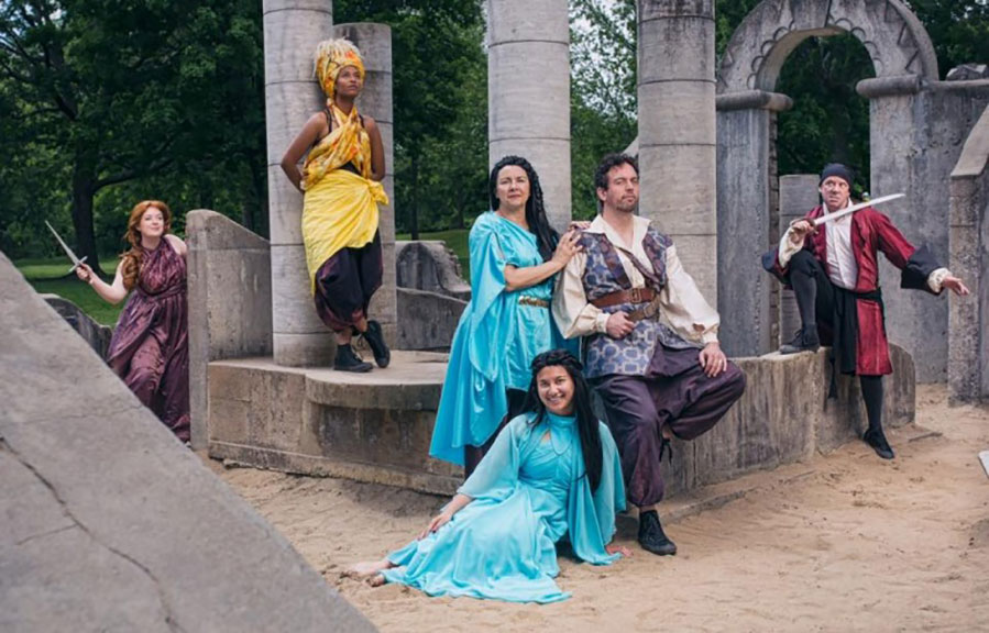 A Company of Fools will bring their new show The Amazing Adventures of Pericles, Prince of Tyre to Alexander Grove in Stittsville on July 7, 2016
