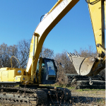 Crime Stoppers asks for tips in theft of excavator
