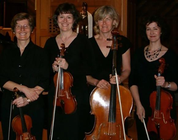 Crumble String Quartet