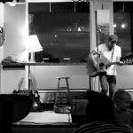 GAIA JAVA: Singer/songwriter David daCosta on April 29