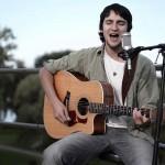 Singer/songwriter David daCosta at Gaia Java this Friday
