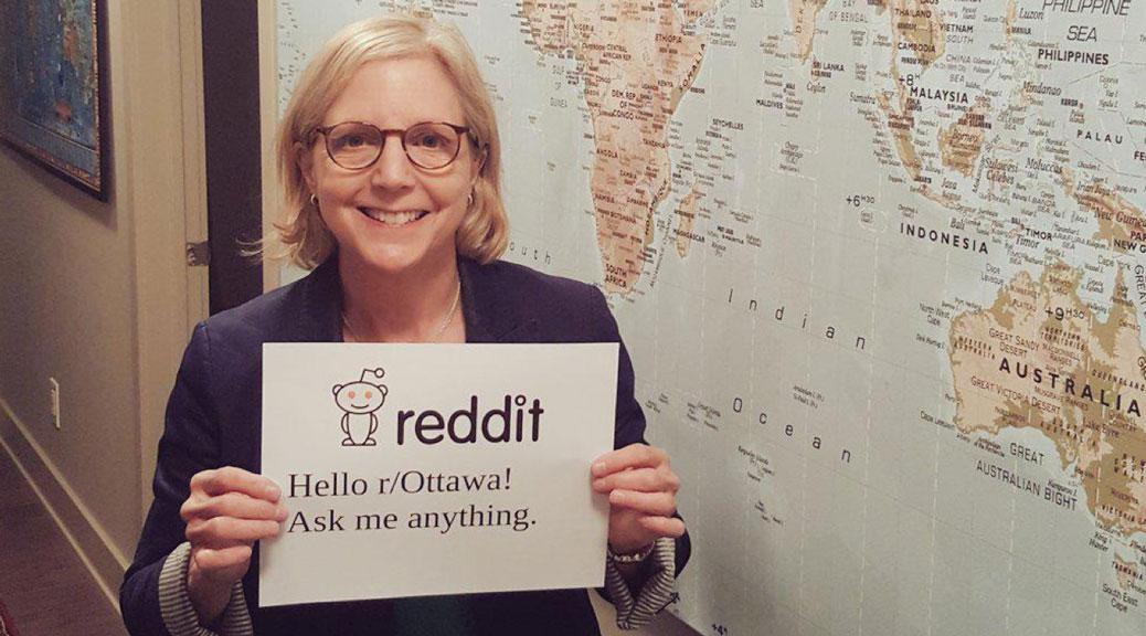 Deborah Coyne - Ask Me Anything on Reddit