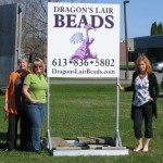 Dragon's Lair Beads is leaving Stittsville for Almonte