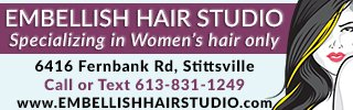 Embellish Hair Studio