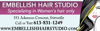 Embellish Hair Studio