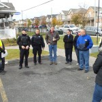 Fairwinds residents meet with city staff about traffic safety