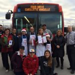 "Over 9,000 items collected for Food Bank during ""Fill the Bus"""