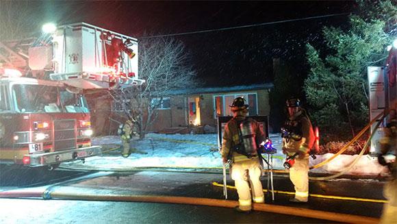 Fire on Pretty Street, March 30