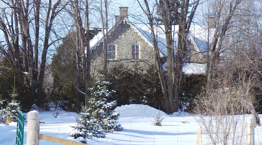 Flewellyn-Jones House, February 2015.
