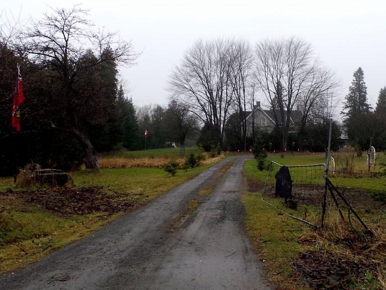 Flewellyn-Jones House, November 2013.