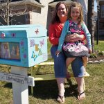 Little Free Library opens on Friendly Crescent