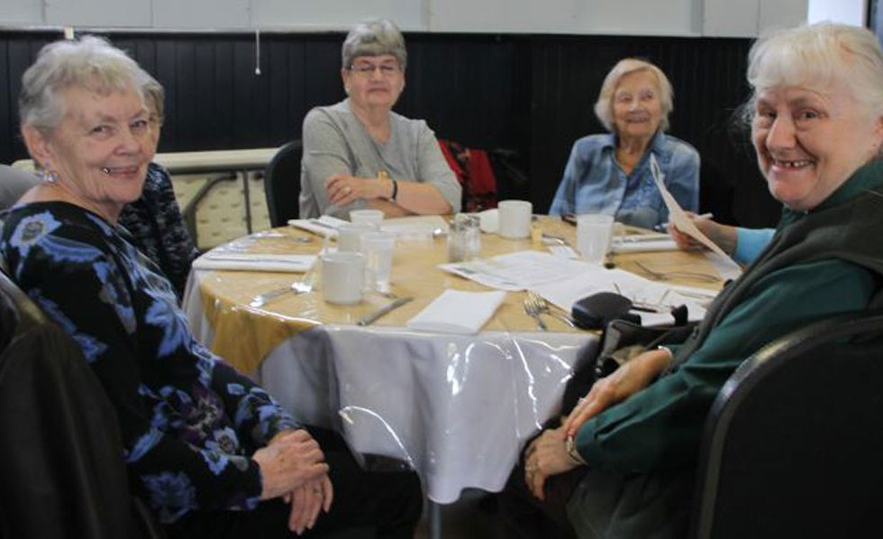 Stittsville Friendship Club's February Luncheon