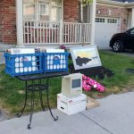 A list of Stittsville neighbourhood garage sales in 2017