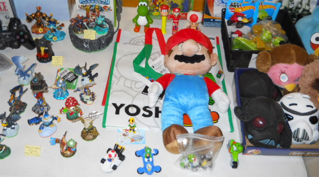 Geeked Out toys and collectibles