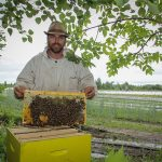 Food Bank abuzz about partnership with Gees Bees Honey