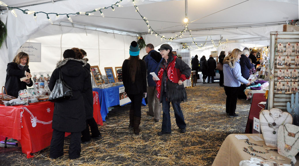 Goulbourn Museum Christmas Market