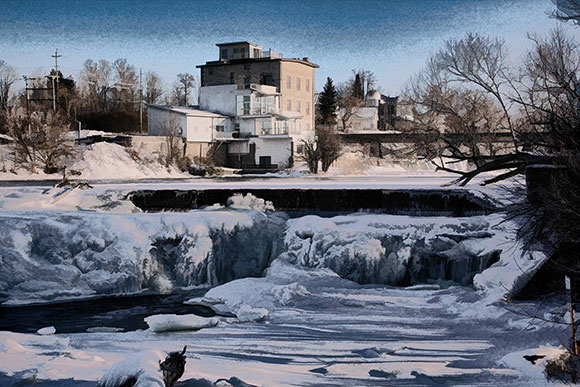 Barry Gray: Almonte / Mississippi River