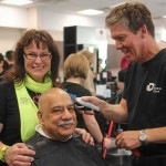 PHOTOS: Hair Donation event collects over $115,000 and 10,000 inches of hair