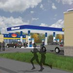 Ultramar gas station planned for corner of Hazeldean and Hartin