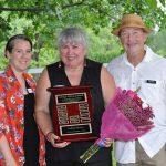 Hélène Rivest receives Goulbourn Museum's heritage advocacy award