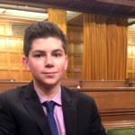 Sacred Heart student delivers speech as part of national youth forum