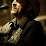Songwriter Howie Hooper at Gaia Java on May 8