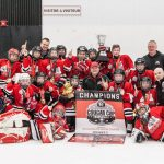Stittsville Peewee C1 Ice Hawks win Cougar Cup tourney